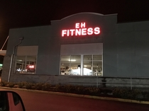 A gym that meets my goals