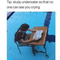 A little tip for exam season