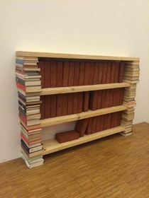 A mans bookcase will tell you everything youll ever need to know about him
