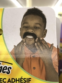 A rare photo of a young Steve Harvey