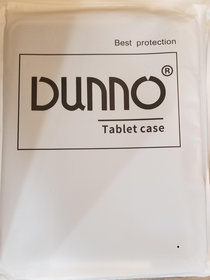 A tablet case named after my wifes favorite place to eat