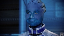 Accidentally googled Mass effect ansari instead of asari Wasnt dissapointed