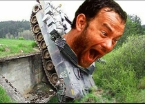 Accidentally Googled Tom Tanks instead of Tom Hanks