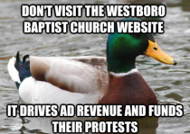 Actual Advice Mallard tackles the WBC