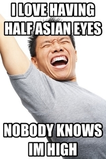 Actual Asian American lifestyle