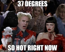 After a few cold weeks on the East Coast
