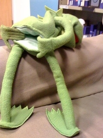 After a few years in the business Kermit had developed an unexpected new talent