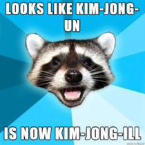 After hearing Kim-Jong-Un is supposedly sick and has not been seen in public since September rd