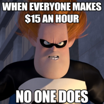 After hearing McDonalds are replacing employees with self service kiosks after being forced to pay a higher minimum wage