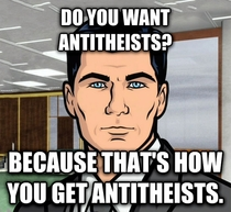 After hearing my churchs pastor saying to actively shun and avoid non-religious people
