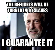 After hearing the United Arab Emirates will be accepting Syrian refugees