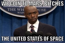 After hearing theres flowing water on Mars