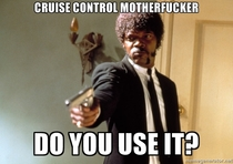After  hours on the road this is my message to all other drivers on the interstate
