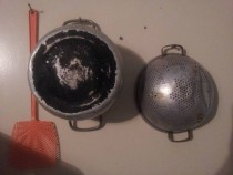 After my great-grandmother died we did the Italian version of retiring a jersey