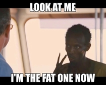 After my recent weight loss my friend said this to me