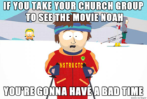 After overhearing the conversation of some unsettled movie goers