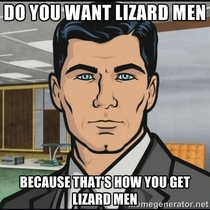 After reading about scientist researching lizards and re-growing limbs