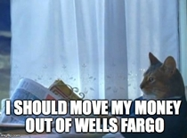 After reading so much news lately about Wells Fargo fraud and unethical business behavior