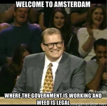 After returning from Amsterdam this is all I can think about