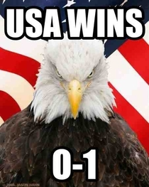 After the US advances with a loss to Germany