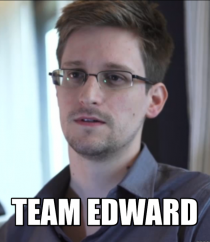 After watching the interview with NSA whistleblower Edward Snowden