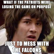 After watching the Superbowl I cant help but think
