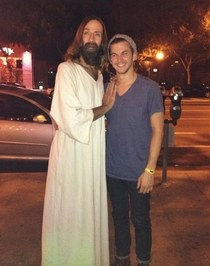 After years of soul searching I finally found Jesus last night