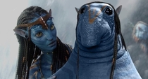 After years of waiting James Cameron finally presented the first frame of Avatar  to the public