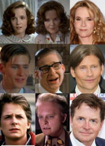 Aged vs Aged Back to the Future edition