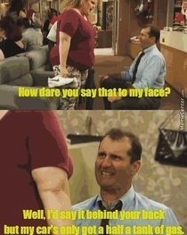 Al Bundy is the man