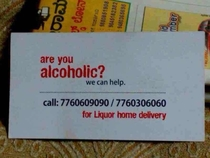 Alcoholic We can help