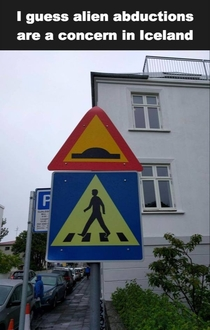 Alien abductions ahead