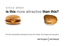 All burgers are beautiful
