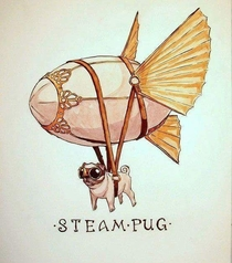 All hail Steam Pug
