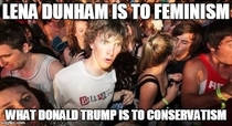 All this talk about Lena Dunham got me thinking