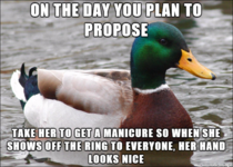 Although Im nowhere near ready for marriage I immediately wrote this advice down when I heard it