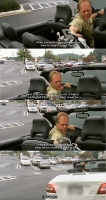 Alton Brown parenting advice