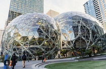 Amazons new building in Seattle looks really familiar I cant remember what though and its driving me nuts