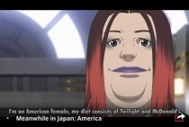 America as seen by Japan