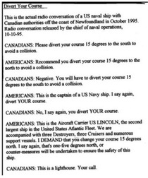 Americans VS Canadians