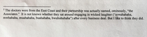 An actual footnote from the note packet my professor gave me in my masters level partnership tax class