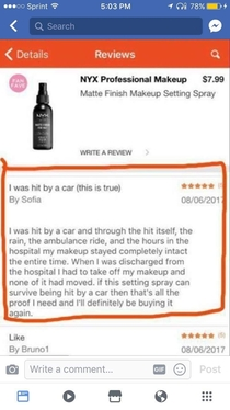 An amazing review