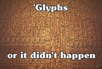 Ancient Egyptian evidence
