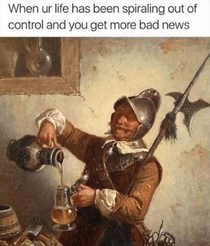 And You Get More Bad News