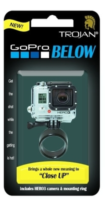 Annoucning the New GoPro Below