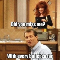 Another classic Al Bundy moment