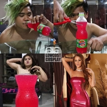 another low cost cosplay