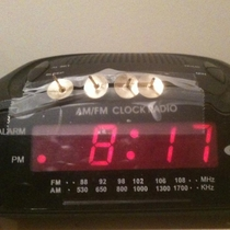 anti-snooze apparatus