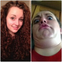 Anybody else like taking hideous selfies I like to send them to my sister throughout the day