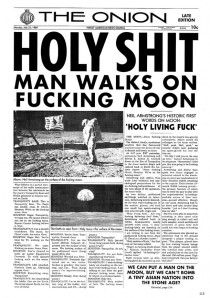 Apollo  landed on the moon  years ago today I thought this was appropriate